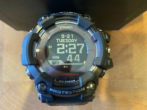 CASIO G-SHOCK RANGEMAN Quartz Solar GPS Mens Watch