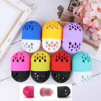 Beauty Egg Drying Holder Puff Pad Makeup Sponge Display Cosmetic Rack Case Tool