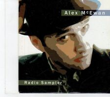 (FT817) Alex McEwan, Radio Sampler - 2004 DJ CD