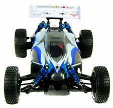 TROJAN 1:16 RC Buggy De Carreras 2.4G - PRO Sin escobillas 4WD versión Off Road Auto rápida