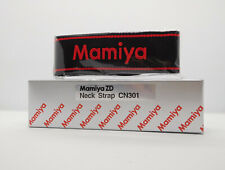 [Brand New] Mamiya Neck Strap CN301 for ZD, 645AF, AFD, AFD II from JAPAN F/S
