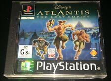 PS Game Atlantis The Lost Empire