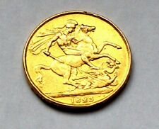 More details for george iv gold two pound/double sovereign coin 1823. ex-mount. provenance: spink