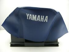 NEW SEAT COVER BLUE YAMAHA DT50 MX 1981-1993 DT 50