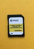 CARMINAT LIVE RENAULT TOMTOM  NAVI SD KARTE 10.45 2020 Neueste Aktualisierung