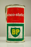 BP Öldose Blech & Pappe Petromobilia Tankstelle Oldtimer Motor Oil Vintage 70er