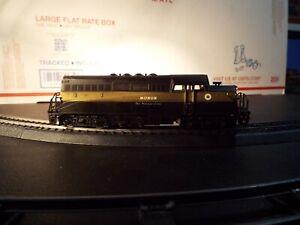AHM HO Scale Monon BL-2 Diesel Locomotive