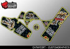 Suzuki Lt50 Transformers gráficos personalizados Lt 50 Atv Quad Mx