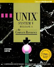 Unix System V Release 4: The Complete Reference