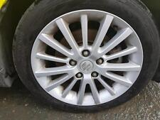 SUZUKI SWIFT GENUINE ALLOY WHEEL & TYRE, 16X6IN, RS416, 09/04-02/11