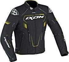 Blousons noirs Ixon pour motocyclette taille XXL
