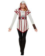 ASSASINS CREED HALLOWEEN COSTUME COSPLAY WOMENS DRESS SZ SMALL/MED NEW