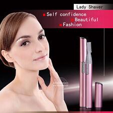 Womens Shaver Electric Hair Remover Bikini Legs Eyebrow Trimmer Shaper Gift