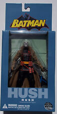 DC DIRECT HUSH SERIES 1. HUSH ACTION FIGURE. NEW IN BOX. 6 INCHES