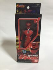 BANDAI GEKIRANGER SENTAI GEKI RED HERO SOFT VINYL FIGURE 01 POWER RANGER