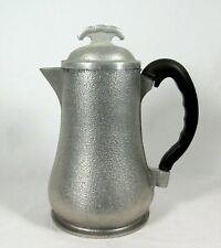 Vintage GUARDIAN SERVICE ALUMINUM COFFEE POT W/Lid