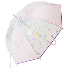 Sanrio Fresh Punch Vinyl Umbrella Pink Japan Kawaii Fashion 511C
