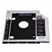 SATA 2nd Hard Disk Drive HDD Caddy Adapter for ThinkPad T400 T410 T500 R400 P6C9
