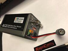Sony Security Camera Dual Voltage AC 24V/DC 12V CCTV Color DN Audio Slow Shutter