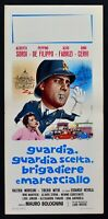 Plakat Guard Auswahl Brigadier, Army Air Corps, Officer Taube Panaro Balin Strin