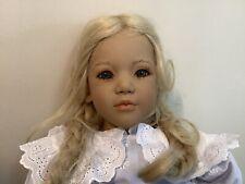 """Annette Himstedt Puppen Kinder Doll 1992/1993 """"Jule� 2305"""
