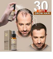 30ml Hair Growth Spray Ginger Essence Spray Effective Extract Anti Hair Loss