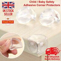 4 x SAFETY CORNER CUSHIONS FOR BABY/CHILD/KID GUARD DESK TABLE COVER PROTECTOR