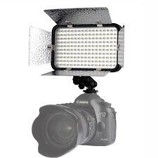 DSLR Godox LED170 II Video Light 170 LED Lamp Lighting w/ Reflector 5500-6500K