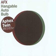 AFX Hangable Auto Bulb -Aphex Twin  WARPCD138 NUOVO NEUF NEW SEALED