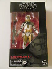 Star Wars: The Black Series - Clone Commander Bly - #104 - 6-Inch - Sealed