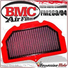 FILTRO DE AIRE DEPORTIVO BMC LAVABLE FM268/04 SUZUKI GSX-R 750 2002 02