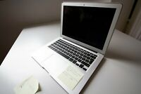 """MacBook Air (11"""", Mitte 2013), 8 GB RAM, 128 GB Flash, i5 1.3 A1369 defekt"""