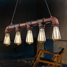 Antique Chandeliers Kitchen Pendant Light led Bar Industrial Ceiling Lamp Lights