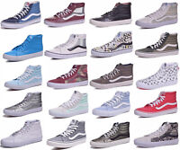 Vans Sk8 Hi Slim Skateboard Shoes Women/Men Choose Colors & Sizes