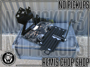 Boot Battery Tray Mount Bracket - VE WM Caprice HSV V8 Parts - Remis Chop Shop