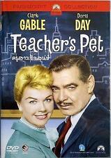 Teacher's Pet (1958) DVD Region 3 - Clark Gable, Doris Day, Romantic Comedy