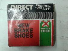 FORD FIESTA/XR2(83-89) REAR BRAKE SHOES
