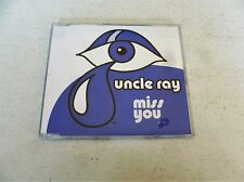 UNCLE RAY - Miss You - 2005 UK 2-track CD single