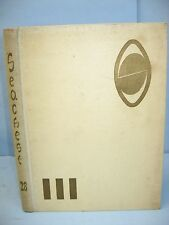 1956 Sea Chest, Class 28, U S Naval Officers Candidate Sch, Newport RI Yearbook