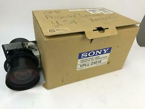 Sony VPLL-Z4019 Projector Lens 2.62:1 to 3.36:1 for VPL-FH500L FX500L