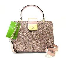 Kate Spade Sunset Lane Mini Kirin Satchel Rose Gold Crossbody Bag NWT