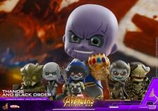 Hot Toys Avengers Infinity Wars Thanos and Black Order Cosbaby