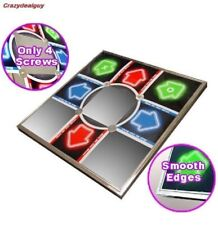 Metal Tournament DDR Dance Pad Mat for Playstation 1 and Playstation 2 (V3)