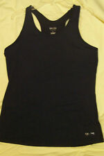 CALVIN KLEIN PERFORMANCE Quick Dry Racer back Tank Workout top Navy Blue L