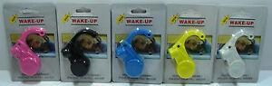 WAKE-UP Safe Anti-Nap Sleep Car Personal Alarm Drowsy Driver Alert UK Seller