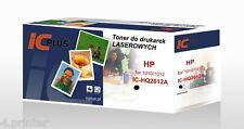 Cartucho De Tóner Hp 12a Q2612a Laserjet 1010 1012 1015 1018 1020 1020 1022