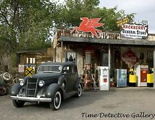 Hackberry General Store, Gas Station, Route 66, Arizona - Photo Print