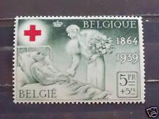 Belgian semi postal stamp B249 mint Lh Vf