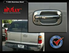 SS Cargo Door Handle Cover Chevy Suburban & Tahoe 00-06