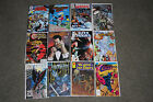 Mixed Lot of 12 Comic Books in Excellent Condition
